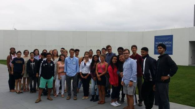 SouthCoast High School Students Engage in Civic Leadership Institute